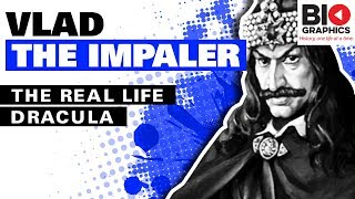 Vlad the Impaler: The Real Life Dracula