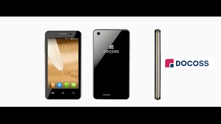 DOCOSS X1 : The cheapest Android phone