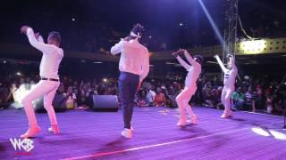 Diamond Platnumz - Live Performance at ZIMBABWE PART 1  ( WATORA MALI CONCERT )