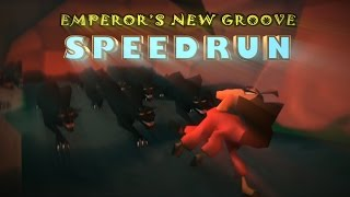 The Emperor's New Groove PC Any% Speedrun 1:12:39