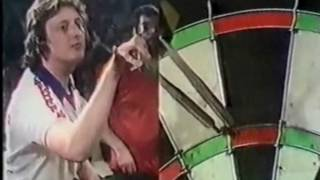 Ceri Morgan vs. Eric Bristow - 1980 BDO Golden Darts Championship FINAL
