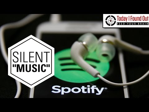 That Time a Band Made Over $20K on a Totally Silent Album on Spotify