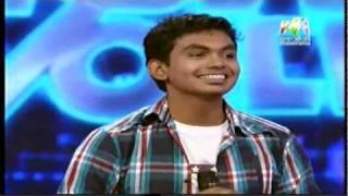 Sreekanth Hariharan - Josco Indian Voice - Mazhavil Manorama - Dippu Dippu comments.mp4