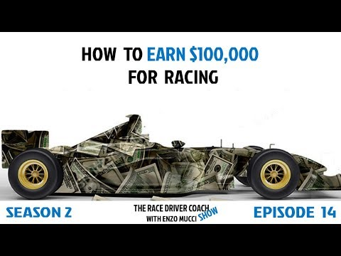 Xxx Mp4 How To Earn 100 000 For Your Racing Enzo Mucci TRDC Show S2 Ep14 3gp Sex