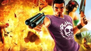 ► Total Overdose: A Gunslinger's Tale in Mexico - The Movie | All Cutscenes (Full Walkthrough HD)