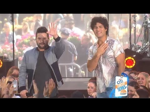 Dan And Shay   |   All To Myself (Live On TODAY, June 25, 2018) With Lyrics