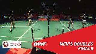 F | MD | GIDEON/SUKAMULJO (INA) [1] vs LI/LIU (CHN) [2] | BWF 2018