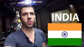 My first day in India...