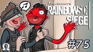 SLEEP DEPRIVED SIEGE MUPPETS! | Rainbow Six Siege #75 Ft. Cartoonz, Gorilla