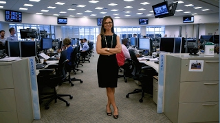 Day in the Life:  energy trader