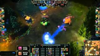 How good is Doublelift? Here's an entire highlight reel using only clips from the past week