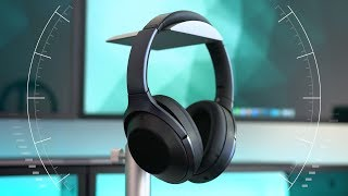 The Most Advanced Headphones? Sony MDR-1000X!