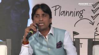 Kumar Vishwas speaks about his journey and entrepreneurship in India