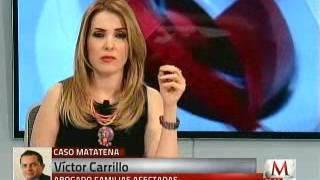 Formal prisión a Rafael por caso Matatena