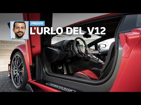Lamborghini Aventador SVJ Dal record al Ring all urlo del V12 all Estoril