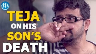 Teja About His Son's Death || Frankly With TNR || Talking Movies With iDream