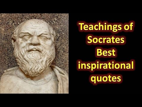 the philosophical ideas and techniques of socrates
