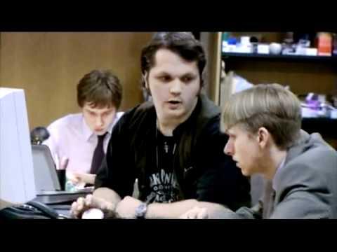 BBC Office UK I.T GUY Simon BRUCE LEE GO KARTING