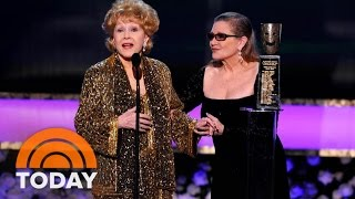 Joint Funeral For Carrie Fisher, Debbie Reynolds Under Consideration | TODAY