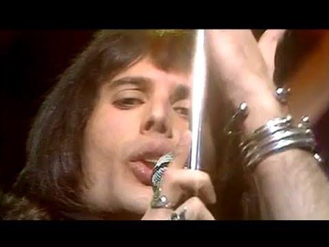 Queen - Killer Queen (Top Of The Pops, 1974)