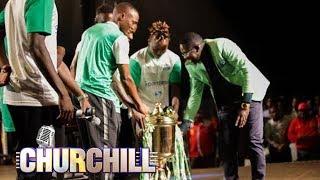 Churchill Show Nyeri Edition