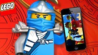 LEGO Ninjago Shadow of Ronin #03 - UM INIMIGO DESCONHECIDO!?!?!