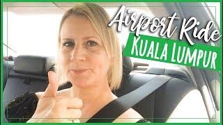 Kuala Lumpur | Cheapest Airport Transfer is Grab App