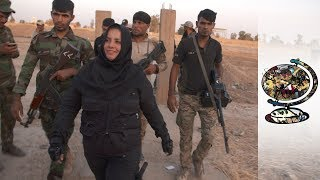 One Woman And Her 80-Man Militia Are Hunting ISIS