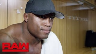 Bobby Lashley on why he is a different breed on Raw: Raw Exclusive, July 16, 2018