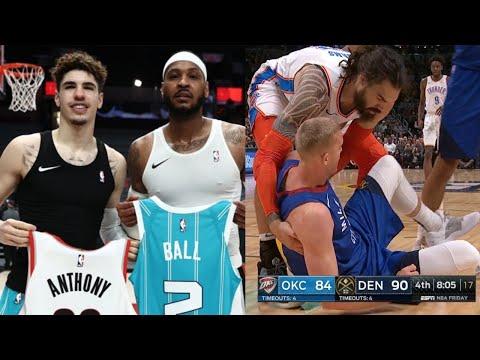 NBA Good Sportsmanship MOMENTS