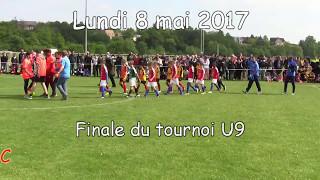 Finale U9 - Tournoi du 8 mai 2017
