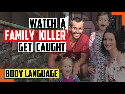 Watch How Police Caught Chris Watts Family Murderer With Body Language Police Body Cameras
