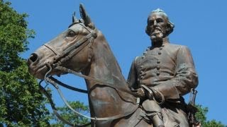 Should Confederate monuments be taken down?