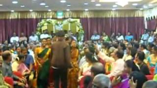 ponnu entrance to wedding...mp4