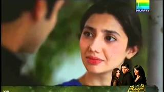 Humsafar best scene....