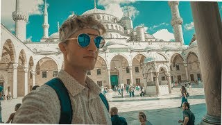 ISTANBUL // 4,000 Lamps & Blue Mosque