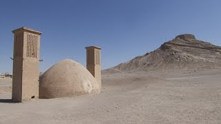 Day 8: Exploring Yazd - Iran