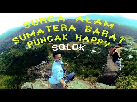 Objek Wisata Alam Puncak Happy - Solok