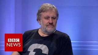 Slavoj Zizek on Trump and Brexit - BBC News