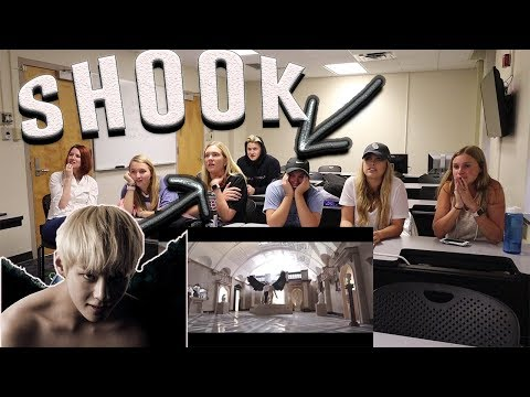 Xxx Mp4 COLLEGE CLASS REACTS TO BTS BLOOD SWEAT TEARS THEY WERE SHOOK NON KPOP FANS REACT 3gp Sex