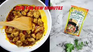 Boneless Chicken Masala Dish By Shaheen Foods