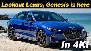 2019 Genesis G70 Review - The Car Lexus Should Have Built
