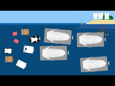 GROUP OF WHALES EAT EVERYTHING - From Fish to Whale! - Deeeep.io Gameplay Highlights + Funny Moments