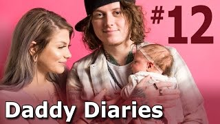 Ben Bruce Daddy Diaries Ep 12 - Ben Tries To Play Golf & Studio With Open Your Eyes