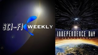 Independence Day: Resurgence Review, New Star Trek Trailer - Sci-Fi Weekly for June 29th 2016