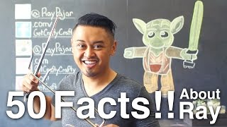 50 Fun Facts About Ray!!