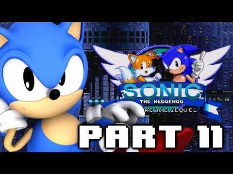 Sonic Before The Sequel '12 Playthrough - Part 11 (Arcane Altitude Zone) w/SSF1991 (Sonic Paradox News)
