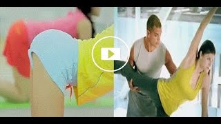 30 Most Romantic Yoga Seen By Trend Videos On Bollywood