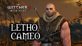 The Witcher 3: Wild Hunt - Letho Cameo [Ghosts of the Past Quest]
