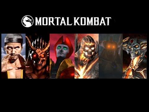 Xxx Mp4 Bosses Defeated Mortal Kombat 1 To Mortal Kombat X Update 3gp Sex